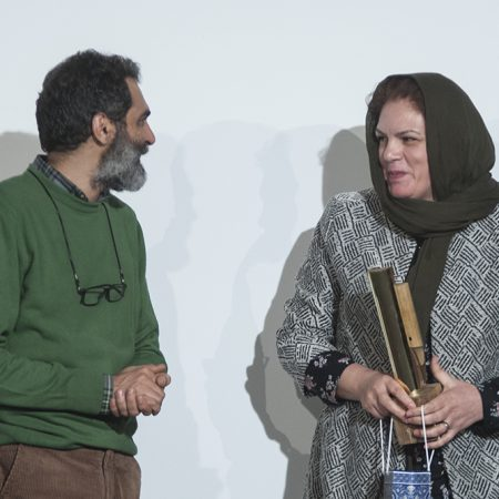 """Literary criticism"" award winning at ""Ahmad-Mahmoud Awards"" 2017"