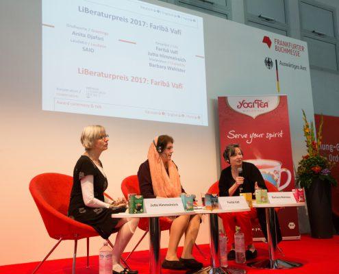 LiBerature award 2017 Germany
